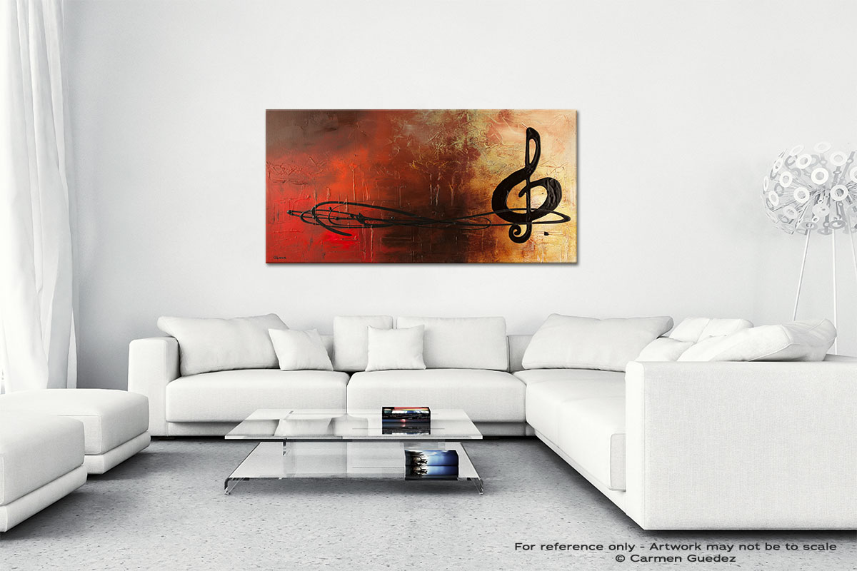 The Pause Wall Art Canvas Painting Id40