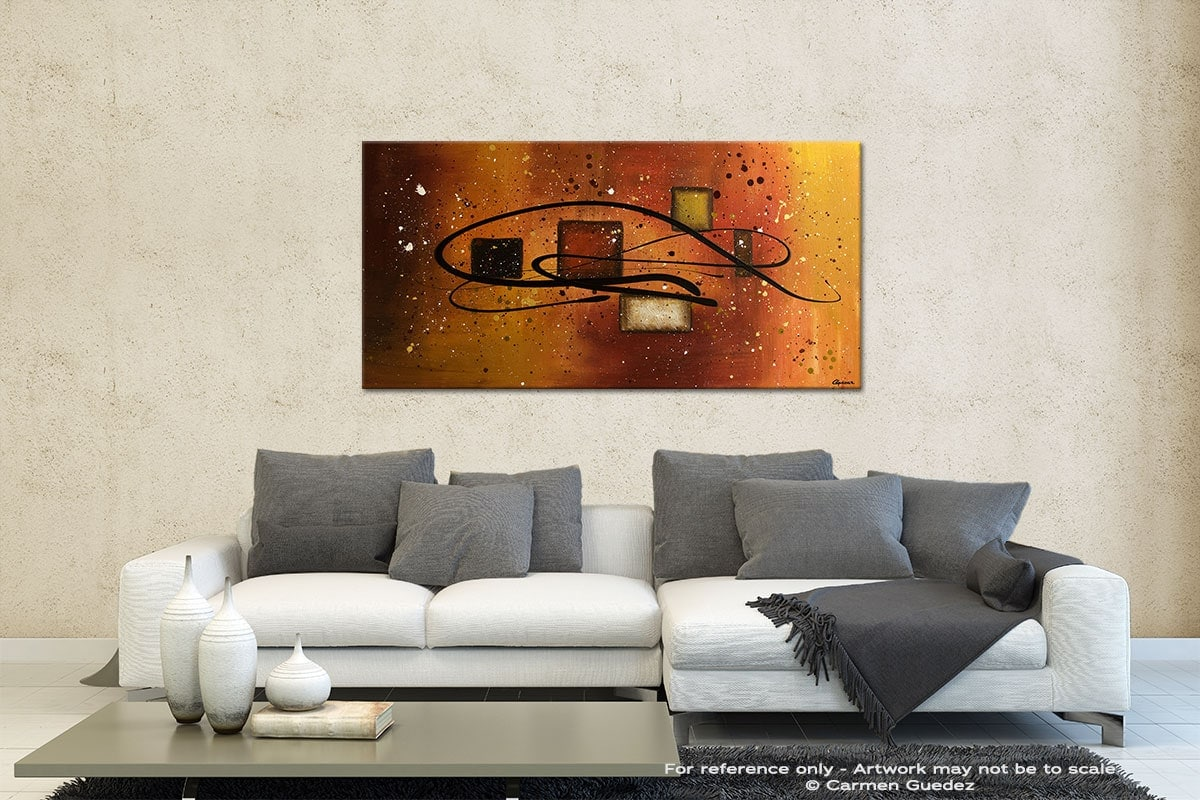 The Power Contemporary Abstract Art Id35