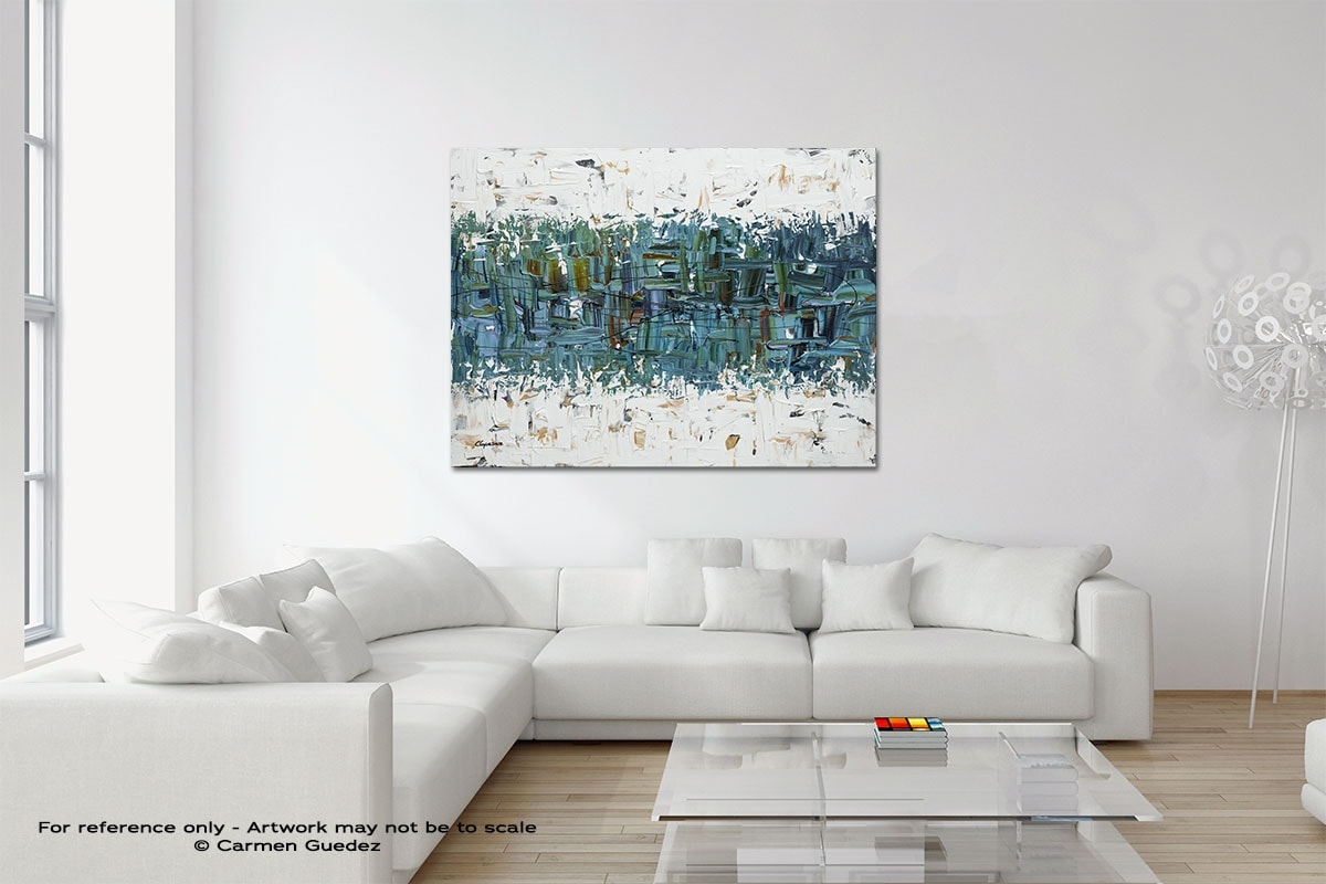 The Right Reason Abstract Art Painting Interior Design Home Id45
