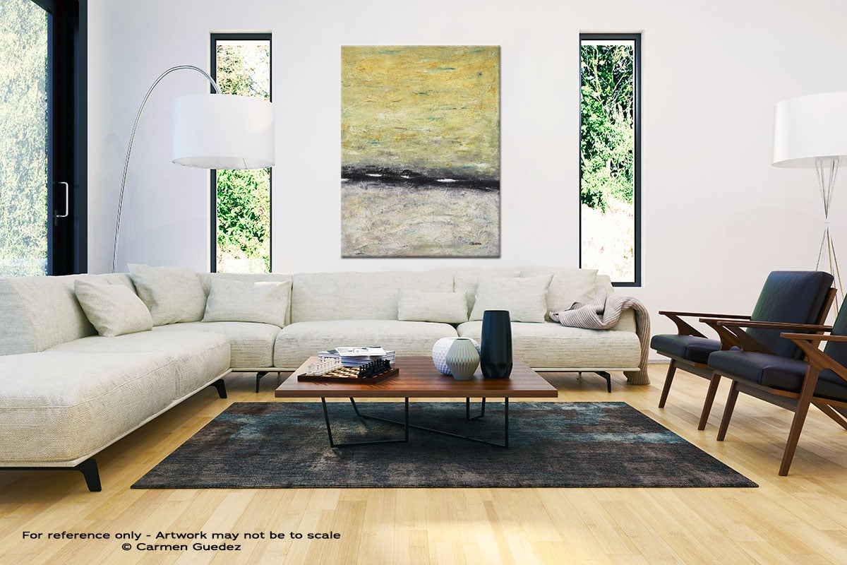 The Skys The Limit Large Vertical Wall Art Painting Id53