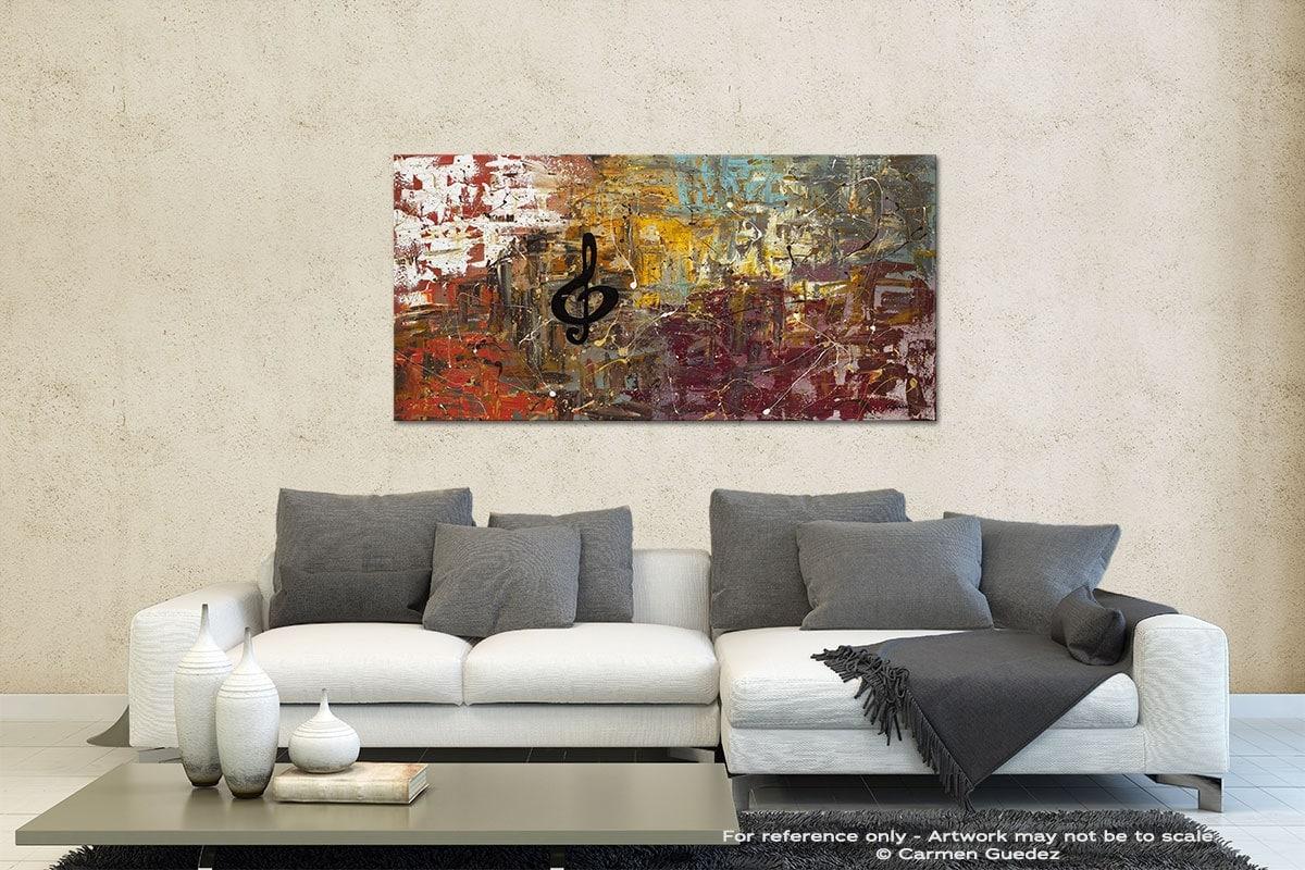 Universal Language Contemporary Abstract Art Id35