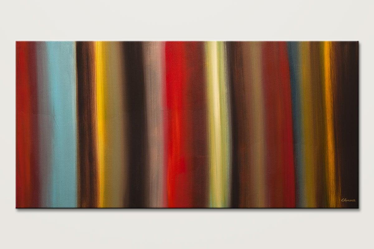 Virtudes Mid Century Modern Abstract Art Id80