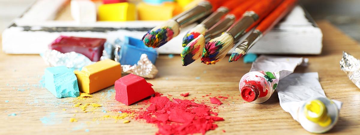Visual Arts: Definition, Types, Elements, 2D Art vs. 3D Art, Filmmaking and Game Design