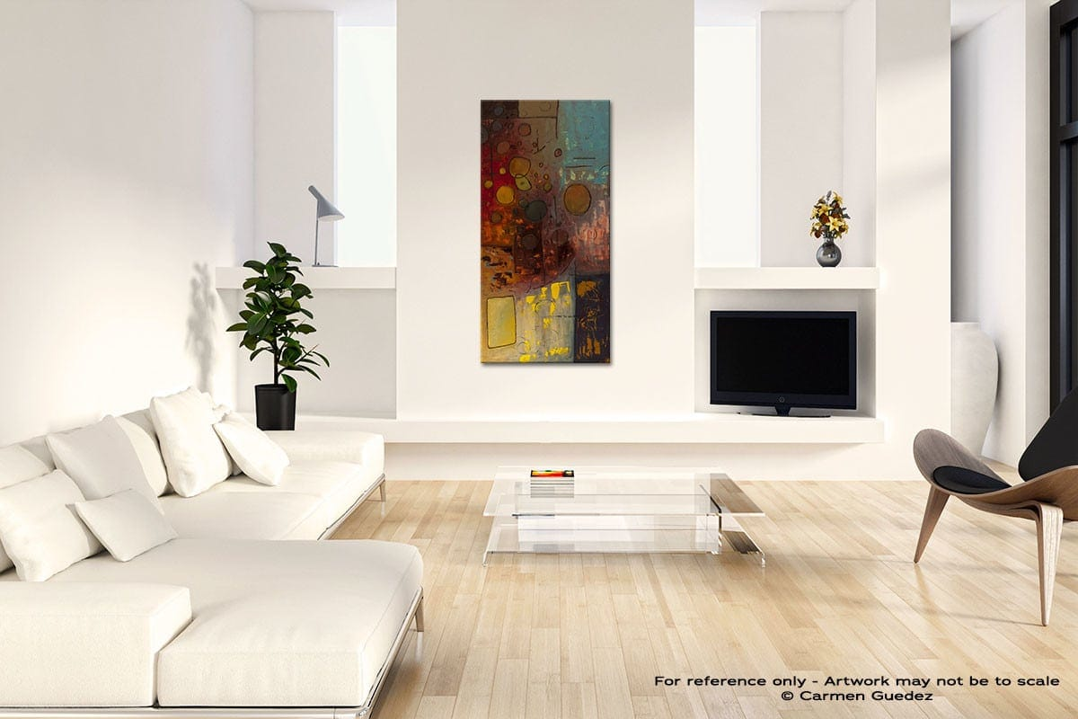 Voila Modern Abstract Painting Home Design Id41