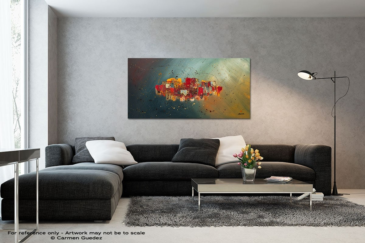 Winds Of Prosperity Black And White Wall Abstract Art Painting Id70