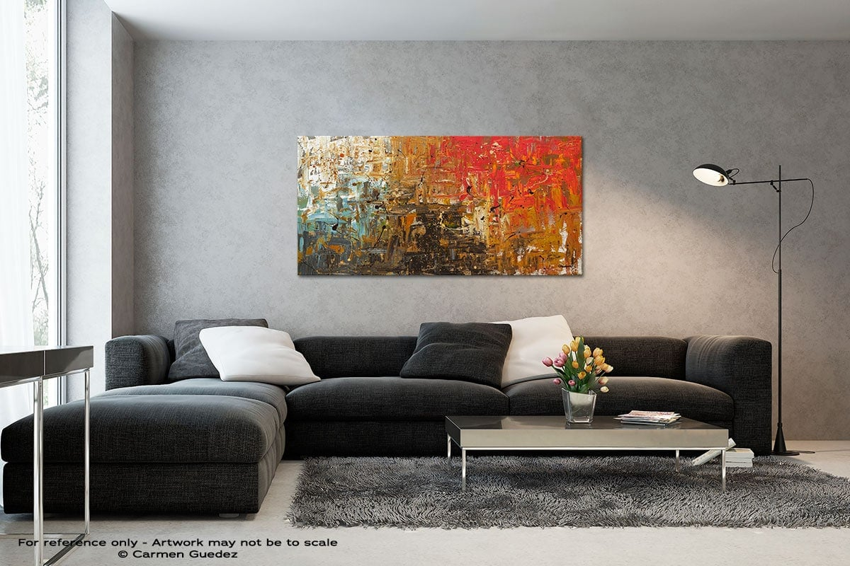 Wonders Of The World Black And White Wall Abstract Art Painting Id70