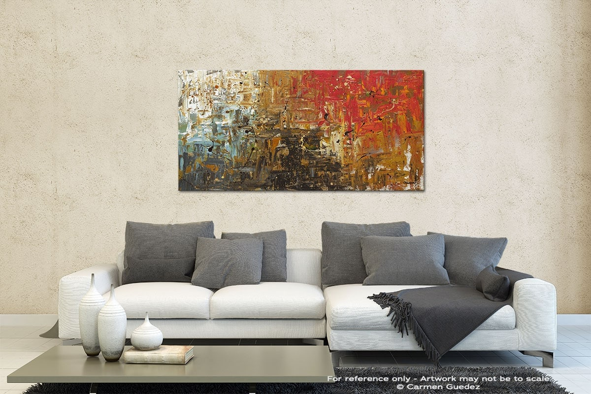 Wonders Of The World Contemporary Abstract Art Id35